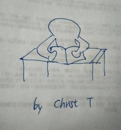 向凱斯哈林致敬!畫出你的普普風創作 Chris T