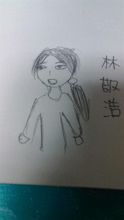 母親節媽咪畫像繪畫比賽 敬浩林
