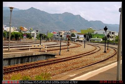 台鐵小車站最美風景大募集 Chien-Kai Wang