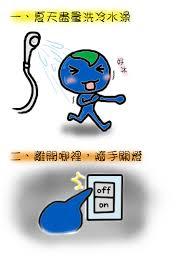 夏季省電秘招大募集 毅 藍