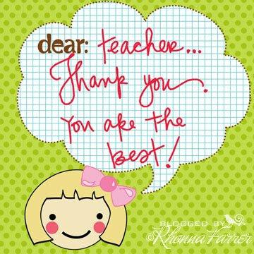 畢業季來臨,給老師一句感謝的話 曉珊 周