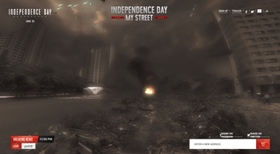 ID4 外星人摧毀台灣地標追追追 虎尾阿公