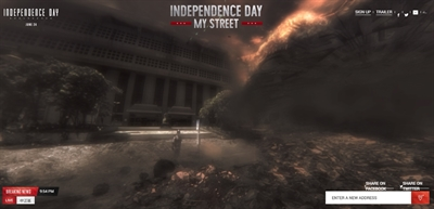 ID4 外星人摧毀台灣地標追追追 黃月亮
