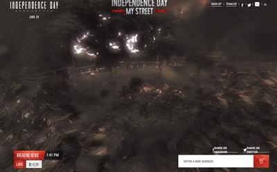 ID4 外星人摧毀台灣地標追追追 A.z. Yeh