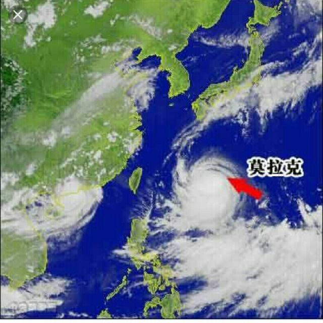 你印象最深的颱風 ヤンシンイン