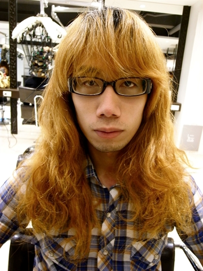校園裡的風雲,奇葩髮型大募集 Huang Vicy