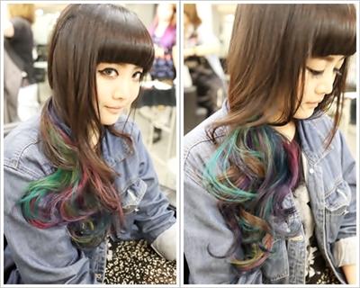 校園裡的風雲,奇葩髮型大募集 Yu Lin