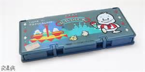 鉛奇百怪,你都用哪種鉛筆盒? Lee Sandra
