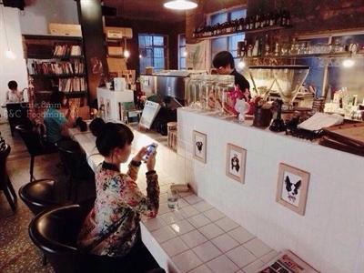 靈感來自深夜~深夜咖啡館 EricaHong