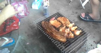 月娘也流口水,募集中秋最潮烤肉 JerryHsu