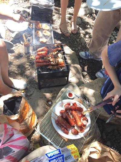 月娘也流口水,募集中秋最潮烤肉 Berry Chu