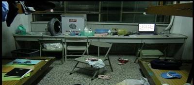 史上最豪華&超簡陋的各種大學宿舍! Yao-jenMai