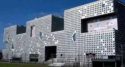 史上最豪華&超簡陋的各種大學宿舍! Irene Ham