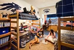 史上最豪華&超簡陋的各種大學宿舍! Emma Ham