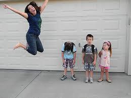 孩子開學,媽媽終於放假了! Hoang Ha Phan