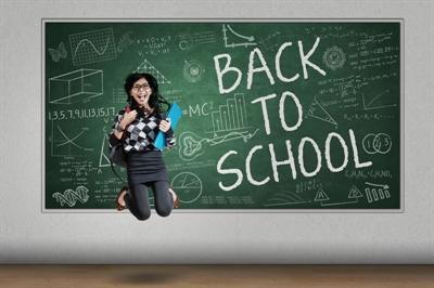 孩子開學,媽媽終於放假了! Yu Lin