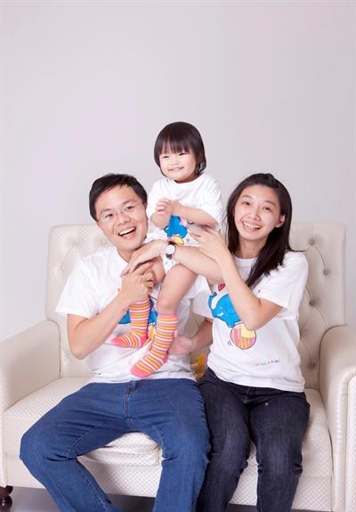 晉升當爸媽的感想 淑萍 江