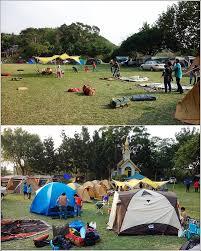 草地上的旅行,親子最佳露營場所! Lee Sandra