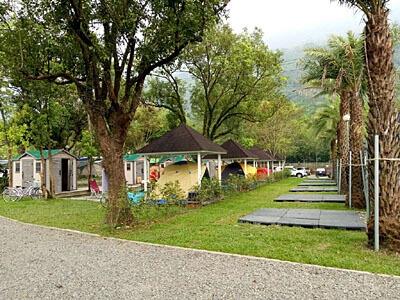 草地上的旅行,親子最佳露營場所! Yu Lin