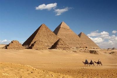 好想去旅遊看古文明遺跡! 文 林