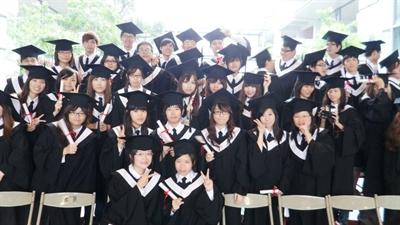 致青春!我們畢業了!學士照大募集! 小草 王
