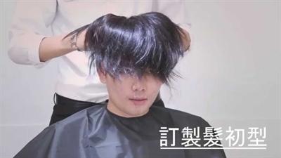 中年男子的困繞禿頭男子的大進擊 Chung-wen Kuo
