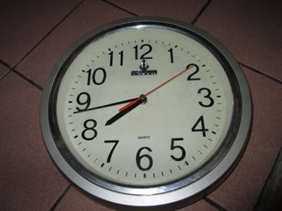 一天有86400秒,你家時鐘肯定累壞了 Lee Julie