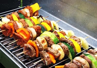 我烤我驕傲! 秀出今年自認最狂烤肉聚照 Chen Vivi