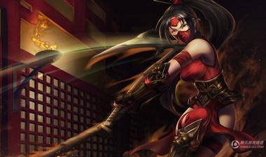 LOL超熱門:你最喜歡的英雄聯盟角色 建邦 林