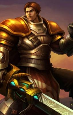 LOL超熱門:你最喜歡的英雄聯盟角色 吳 依玲
