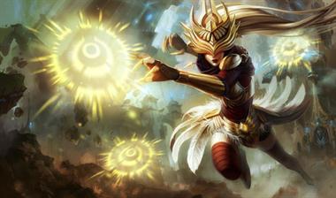 LOL超熱門:你最喜歡的英雄聯盟角色 Lin Pei yu