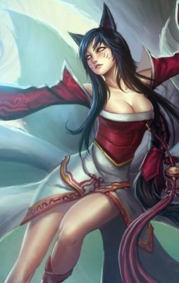 LOL超熱門:你最喜歡的英雄聯盟角色 Yi-Ling Tsai