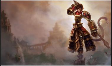 LOL超熱門:你最喜歡的英雄聯盟角色 Lin Jiayu