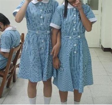 最美高中生制服大搜集 Dora Lu