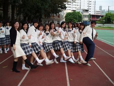 最美高中生制服大搜集 Li Peiyun