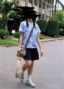 最美高中生制服大搜集 Xiaohui Wu