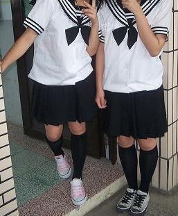 最美高中生制服大搜集 菱菱 羅
