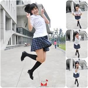 最美高中生制服大搜集 Wu Amy