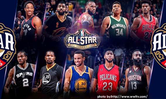 點燃2017的戰火NBA球員大對決