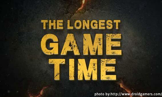 暑假結束!最長的遊戲時數大募集!