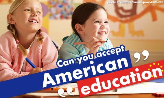 想贏!就得贏在起跑點上,給孩子的美式教育