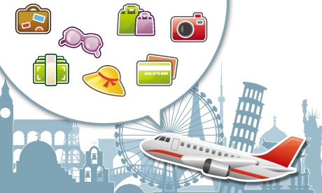 【懶人包】出國旅行必備 100 物品:粉友共筆整理清單
