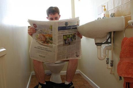 蹲廁所的時候你都在幹嘛?