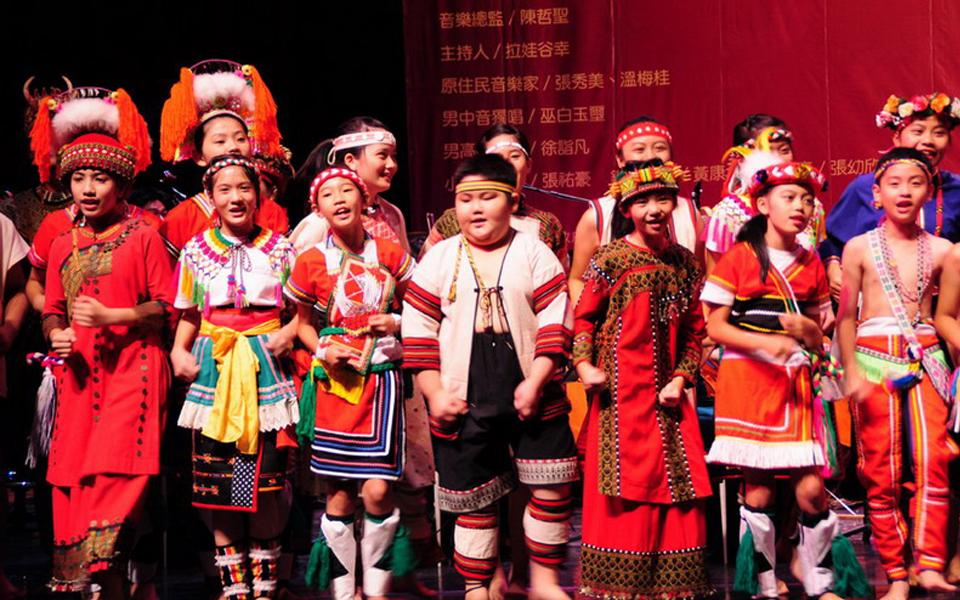 歡慶雙十:募集台灣新種族
