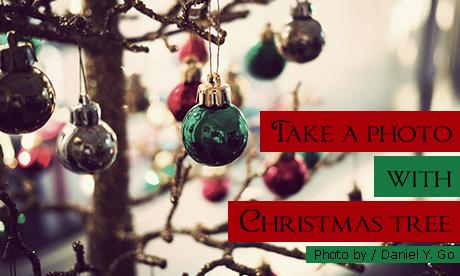 【粉多耶誕快樂】全台聖誕樹合照大收集