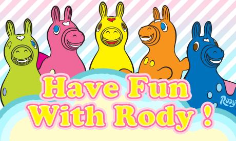 選出你最愛的Rody商品 粉多送你Rody筆記本