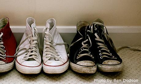 我想要把它洗乾淨‧我和球鞋的故事