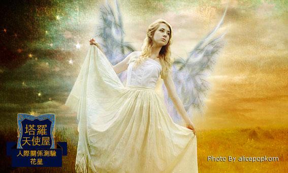 【花星-心測】感情中天使想對你說什麼