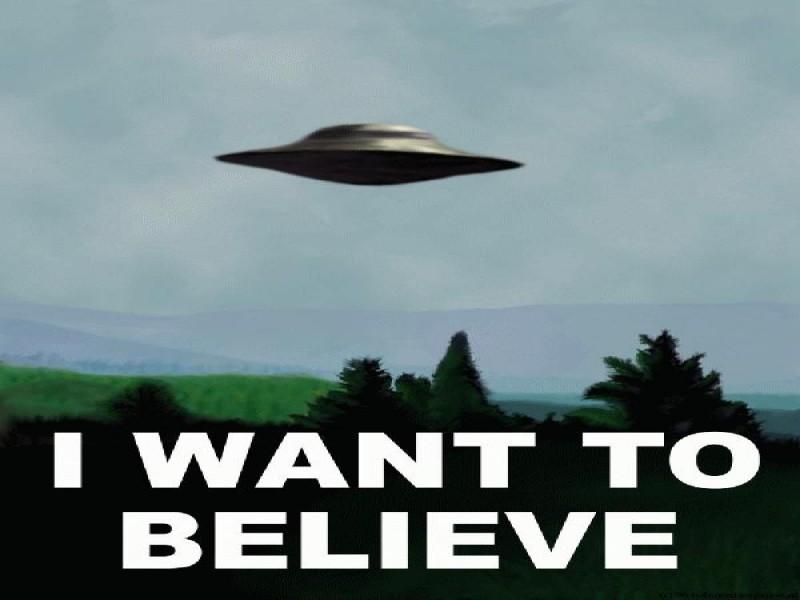 超準確心理測驗:你的外星人指數?