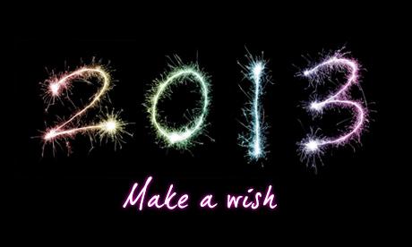 【粉多新年快樂】新年新希望大家許個願